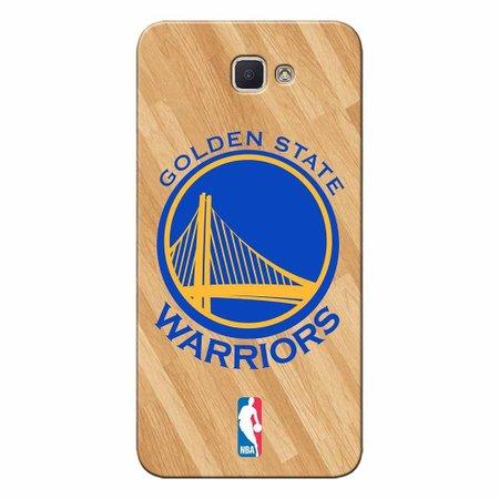 Capa de Celular NBA - Galaxy J5 Prime Golden State Warriors - B10