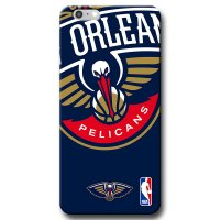 Capa de Celular NBA - Iphone 6 Plus 6S Plus - New Orlenas Pelicans - D21