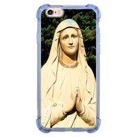 Capa Intelimix Anti-Impacto Azul Apple iPhone 6 6s Religião - RE07
