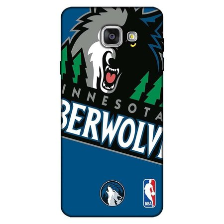 Capa de Celular NBA - Samsung Galaxy A5 2016 - Minnesota Timberwolves - D20