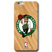 Capa de Celular NBA - Iphone 6 Plus 6S Plus - Boston Celtics - B02