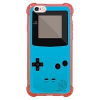 Capa Intelimix Anti-Impacto Rosa Apple iPhone 6 6s Games - GA70
