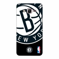 Capa de Celular NBA - Galaxy J2 Prime - Brooklyn Nets - D03