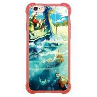 Capa Intelimix Anti-Impacto Rosa Apple iPhone 6 6s Games - GA19