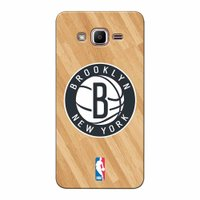 Capa de Celular NBA - Galaxy J2 Prime - Brooklyn Nets - B03