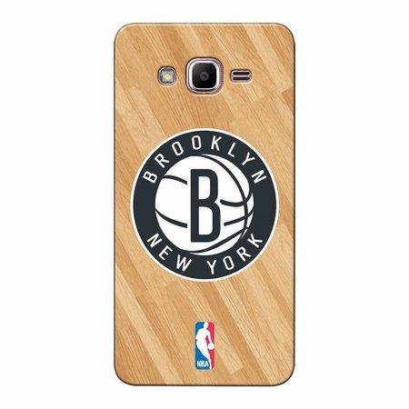 Capa de Celular NBA - Galaxy J2 Prime - Brooklyn Nets - B03