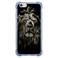 Capa Intelimix Anti-Impacto Azul Apple iPhone 6 6s Pets - PE08