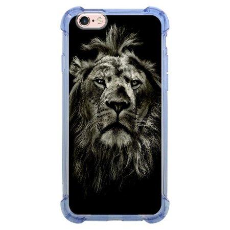 Capa Intelimix Anti-Impacto Azul Apple iPhone 6 6s Pets - PE08