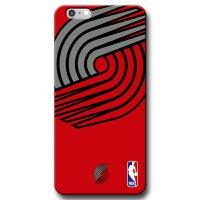 Capa de Celular NBA - Iphone 6 Plus 6S Plus - Porlando Trail Blazers - D27