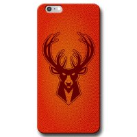 Capa de Celular NBA - Iphone 6 Plus 6S Plus - Milwaukee Bucks - C17