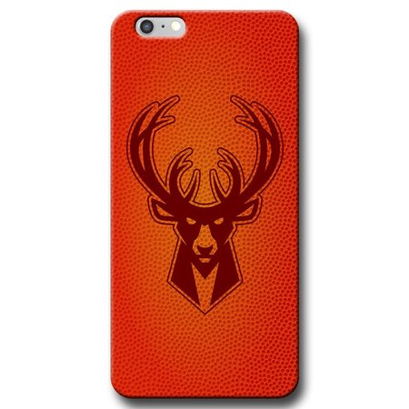 Capa de Celular NBA - Iphone 6 Plus 6S Plus - Milwaukee Bucks - C17