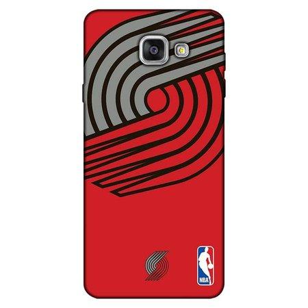 Capa de Celular NBA - Samsung Galaxy A5 2016 - Portland Trail Blazers - D27