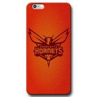 Capa de Celular NBA - Iphone 6 Plus 6S Plus - Charlotte Hornets - C04
