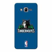 Capa de Celular NBA - Galaxy J2 Prime - Minnesota Timberwolves - A21