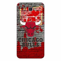 Capa de Celular NBA - Galaxy J5 Prime Chicago Bulls - F06