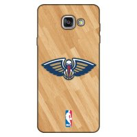 Capa de Celular NBA - Samsung Galaxy A3 2016 - New Orleans Pelicans - B21