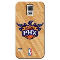 Capa de Celular NBA - Samsung Galaxy S5 - Phoenix Suns - B26