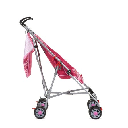 Carrinho Umbrella Slim Rosa - Voyage
