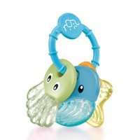 Mordedor Sea Friends Azul Multikids Baby - BB154