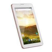 Tablet M7 - 4G Plus Quad Core 1 Gb De Ram Câmera Tela 7 Memória Interna 8Gb Golden Rose - NB286