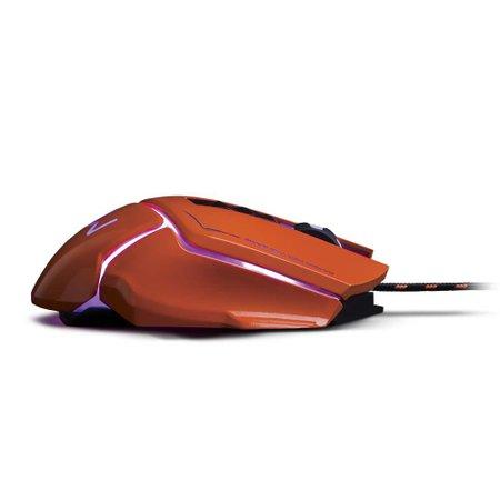 Mouse Gamer 3200 Dpi USB Warrior - MO263