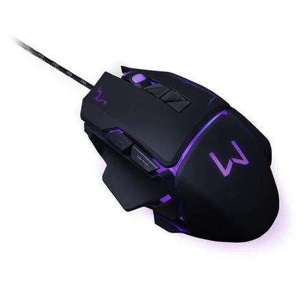 Mouse Gamer Mouse 3200 Dpi USB Warrior - MO261