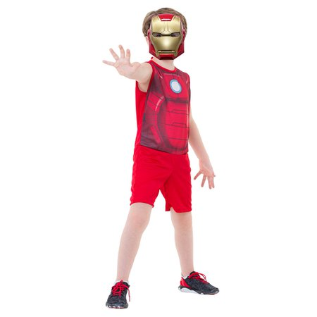 Fantasia Regata Pop Homem de Ferro G - Rubies