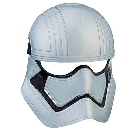 Star Wars Episódio VIII Máscara First Order Captain Phasma - Hasbro