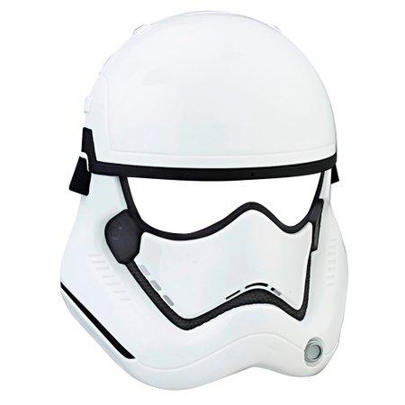 Star Wars Episódio VIII Máscara First Order Stormtrooper - Hasbro