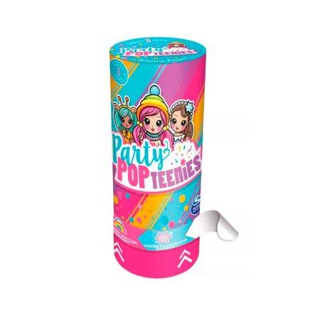 Mini Boneca Surpresa Poppers Party Pop Teenies - Sunny
