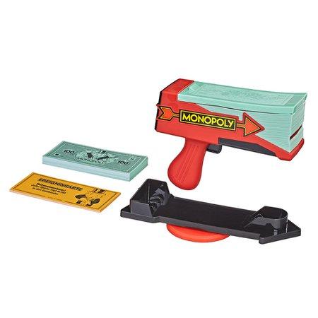 Monópoly Cash And Grab - Hasbro