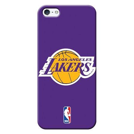 Capa de Celular NBA - Iphone 5 5S SE - Los Angeles Lakers - A16