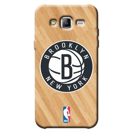 Capa de Celular NBA - Samsung Galaxy J5 J500 - Brooklyn Nets - B03