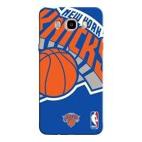 Capa de Celular NBA - Samsung Galaxy J7 2016 - New York Knicks - D22