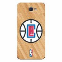 Capa de Celular NBA - Galaxy J7 Prime L.A. Clippers - B15
