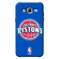 Capa de Celular NBA - Samsung Galaxy J5 J500 - Detroit Pistons - A09