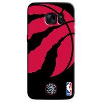 Capa de Celular NBA - Samsung Galaxy S6 Edge - Toronto Raptors - D30
