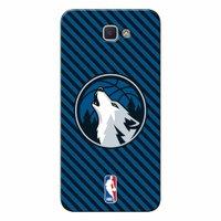 Capa de Celular NBA - Galaxy J7 Prime Minnesota Timberwolves - E07