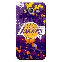 Capa de Celular NBA - Samsung Galaxy J5 J500 - Los Angeles Lakers - F03