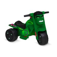Moto Elétrica 6V Hulk - Bandeirante