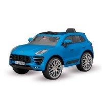 Porsche Macan Azul Elétrico 12V Rádio Controle - Bandeirante