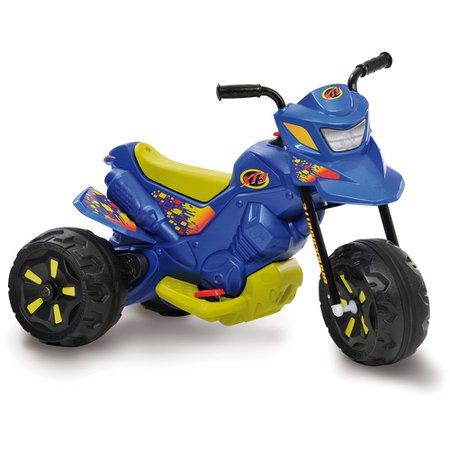 Moto XT3 Azul Elétrica 6V - Bandeirante