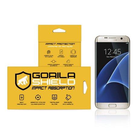 Película Nano Gel Dupla para Samsung Galaxy S7 Edge - Gorila Shield