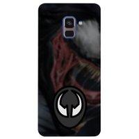 Capa Personalizada para Samsung Galaxy A8 2018 Plus - Venom - SH06