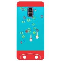 Capa Personalizada para Samsung Galaxy A8 2018 Plus - Nostalgia - NT89