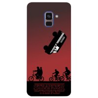 Capa Personalizada para Samsung Galaxy A8 2018 Plus - Stranger Things - TV87
