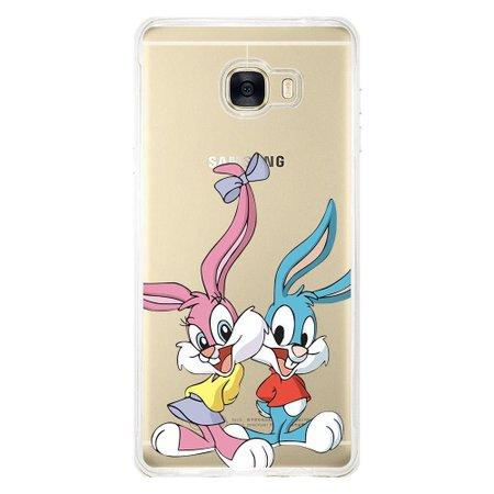Capa Personalizada para Samsung Galaxy C7 C700 Nostalgia - NT81