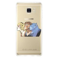 Capa Personalizada para Samsung Galaxy C7 C700 Nostalgia - NT78