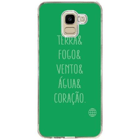 Capa Personalizada Samsung Galaxy J6 J600 Nostalgia - NT20