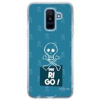Capa Personalizada para Samsung Galaxy A6 Plus A605 Nostalgia - NT11